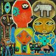 MACHADO-RICO Huguette<br>Artiste plasticien